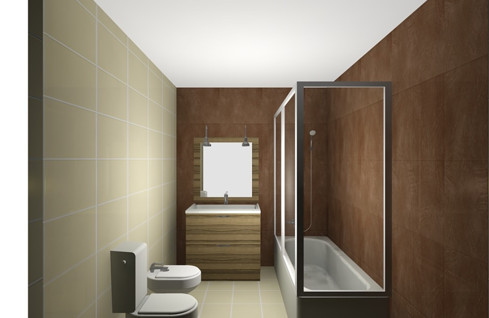 W c remodela es e constru o civil interclasse - Casas de pladur ...